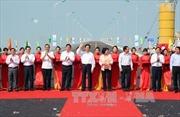 Thủ tướng phát lệnh thông xe cầu Cổ Chiên