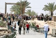 Mỹ cam kết giúp Iraq đánh bật IS khỏi Ramadi