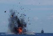 Indonesia đánh đắm hơn 40 tàu đánh cá nước ngoài
