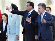 Thủ tướng Trung Quốc thăm Colombia