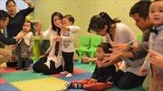 Trẻ em Hong Kong căng thẳng ôn thi… mẫu giáo