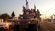 IS chiếm hàng nghìn xe Humvee tại Mosul