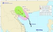 Đêm nay tâm bão ở trên vùng biển Quảng Ninh