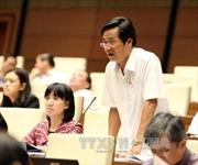 Thảo luận dự án Luật tố tụng hành chính sửa đổi