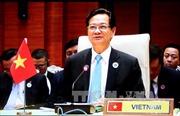 Thủ tướng kết thúc chuyến tham dự Hội nghị cấp cao CLMV 7 và ACMECS 6