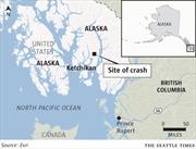 Rơi máy bay du lịch, 9 người tử nạn