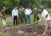 Buộc bệnh viện Lê Ngọc Tùng xử lý hậu quả rác thải y tế