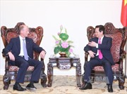 Thủ tướng tiếp Tổng Giám đốc Tập đoàn Airbus