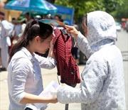 Bắc, Trung Bộ nắng nóng gay gắt trên 40 độ C