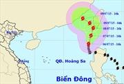 Bão Linfa vào Biển Đông, trở thành cơn bão số 2
