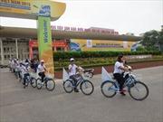 Diễu hành chào mừng 55 năm ngày Du lịch Việt Nam