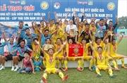 U17 PVF vô địch lần thứ 2 liên tiếp