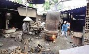 Ô nhiễm môi trường làng nghề ở Hải Dương