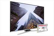 Samsung ra mắt Smart TV tích hợp thẻ CAM tiện dụng