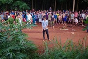 Đối tượng sát hại một phụ nữ ở Bình Phước ra đầu thú
