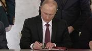 Tổng thống Nga ký sắc lệnh giải tán Bộ Crimea