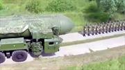 Tên lửa Topol-M tham gia diễn tập ở ngoại ô Moskva