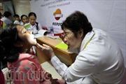 Phẫu thuật miễn phí hơn 150 trẻ em hở hàm ếch