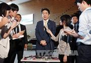 Tỷ lệ ủng hộ Thủ tướng Abe thấp kỷ lục vì các dự luật an ninh