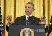 Chính phủ Mỹ đệ trình Quốc hội thỏa thuận hạt nhân Iran