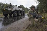 Ukraine bắt đầu cuộc tập trận Rapid Trident-2015