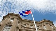 Mỹ-Cuba chính thức mở lại đại sứ quán