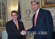 Ngoại trưởng Mỹ và Cuba có cuộc hội đàm lịch sử