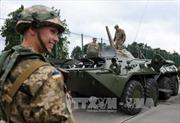 Tập trận ở Ukraine do Mỹ đứng đầu có thể đe dọa hòa bình
