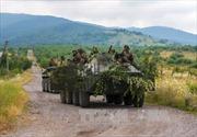 Quân đội Ukraine tuyên bố rút vũ khí ở Donbass