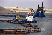 Kênh đào Suez mới vận hành thử nghiệm vào ngày 25/7