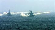 Trung Quốc triển khai tàu khu trục hiện đại trên Biển Đông