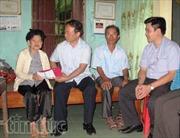 Tri ân các nhà báo liệt sĩ, thương binh của TTXVN
