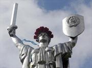 Ukraine xây bảo tàng phê phán Liên Xô