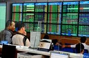 Thị trường chứng khoán tích lũy để tạo đà đi lên