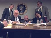 Những bức ảnh chưa từng công bố tại Nhà Trắng trong sự kiện 11/9