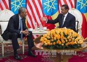 Ông Obama và lãnh đạo châu Phi bàn phương án trừng phạt Nam Sudan
