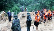 Quảng Ninh gồng mình chống chọi mưa lũ