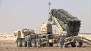 Mỹ bán tên lửa Patriot cho Saudi Arabia