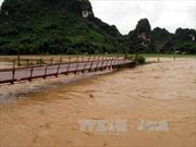 Mưa lũ làm 7 người thương vong tại Lai Châu, Sơn La và Điện Biên