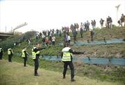 Pháp, Anh giải quyết khủng hoảng người di cư qua hầm Channel