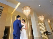 """Triển lãm cưới sang trọng - """"Modern Luxe"""""""