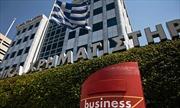 TTCK Hy Lạp mất giá gần 23% chỉ sau vài phút mở cửa lại