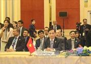 SOM ASEAN+3 và SOM EAS thống nhất chương trình nghị sự