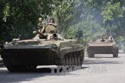Bốn lính Ukraine thiệt mạng ngay trước thềm hòa đàm