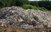 Ô nhiễm từ bãi rác lộ thiên khổng lồ