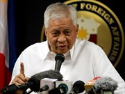 """Philippines ủng hộ kêu gọi của Mỹ về """"3 ngừng"""" trên Biển Đông"""