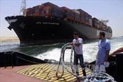 Ai Cập khánh thành kênh đào Suez mới