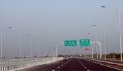 Thông xe cao tốc Hà Nội - Hải Phòng vào cuối năm nay