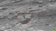 """Nghi vấn xuất hiện """"một phụ nữ"""" trên Sao Hỏa"""