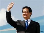 Thủ tướng thăm chính thức Malaysia, dự Quốc khánh Singapore